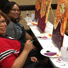 Painting Palooza Social Event – TX IPMA-HR Conference, April 7, 2016